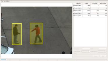 SSAT – Smart Surveillance Annotation Tool