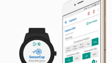 SensorCap: Sensor Data Capture
