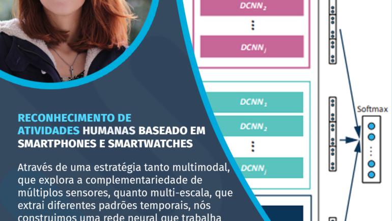 Reconhecimento de Atividades Humanas baseado em Smartphones e Smartwatches