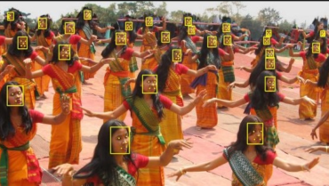 FDet – Deep Learning Face Detection